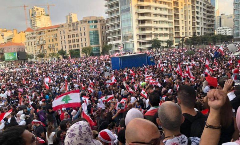 لبنان.. الحكومة تخفض 50% من رواتب الوزراء والنواب وتقرر استعادة الأموال المنهوبة